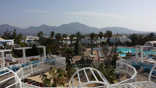 HL Paradise Island: vue de l'acceuil
