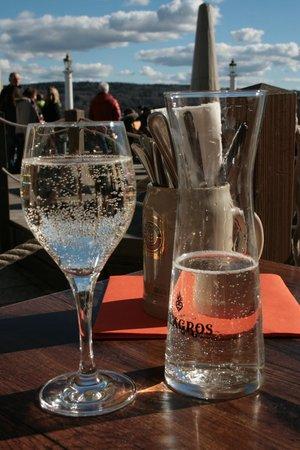 Undosa: Weißweinschorle - Wasser mit etwas Geschmack