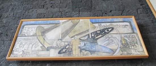 Museo Diego Rivera Anahuacalli: Anahuacalli9