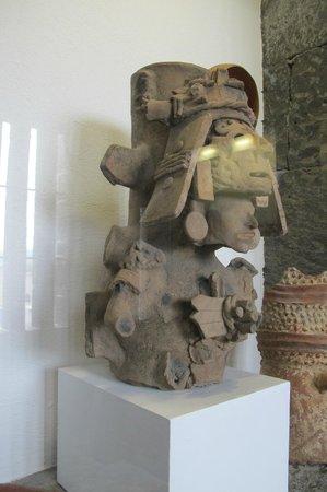 Museo Diego Rivera Anahuacalli: Anahuacalli7