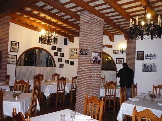 Blanco Y Verde: Restaurant