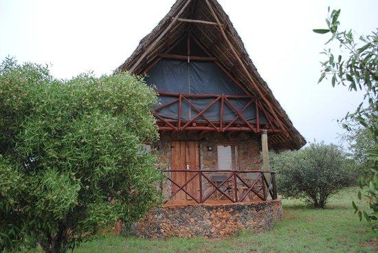 Tsavo Mashariki Camp: Lodge Baringo