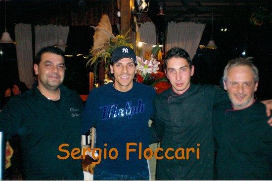 Chiosco di Bacco: Sergio Floccari