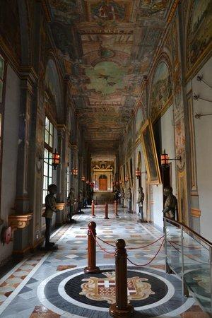 Grandmaster's Palace : Corridor