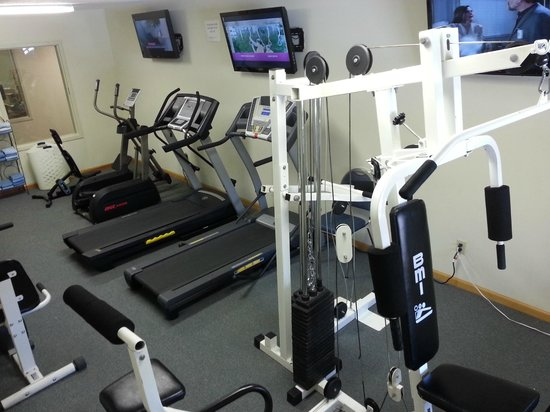 Brook Pointe Inn: Exercise Room