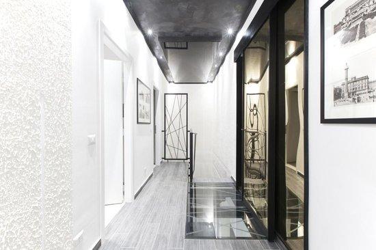 Guesthouse Sant'Angelo: Corridoio