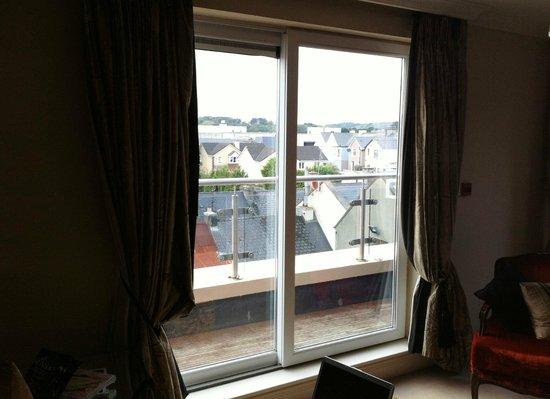 The Fairview: Balcony