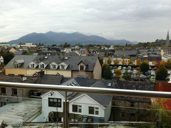 The Fairview: Balcony View