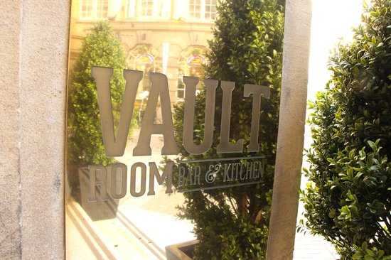 Vault Room Bar & Kitchen