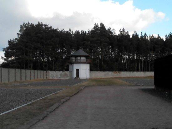 Oranienburg, Germany: Torreta de vigilancia ampliación