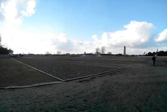 Musee de Sachsenhausen: Panoramica