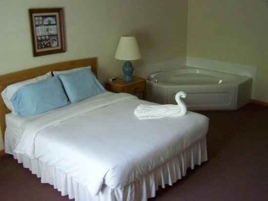 Brook Pointe Inn : Room 20 - Jacuzzi Suite