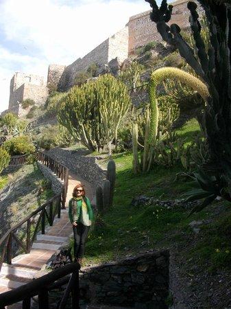 Loro Parque: bonito recorrido junto al castillo almuñecar