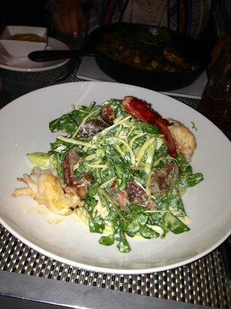 Fig & Olive Fifth Avenue : Lobster Salad