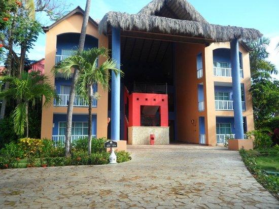 Punta Cana Princess All Suites Resort & Spa: Notre Bloc num 1