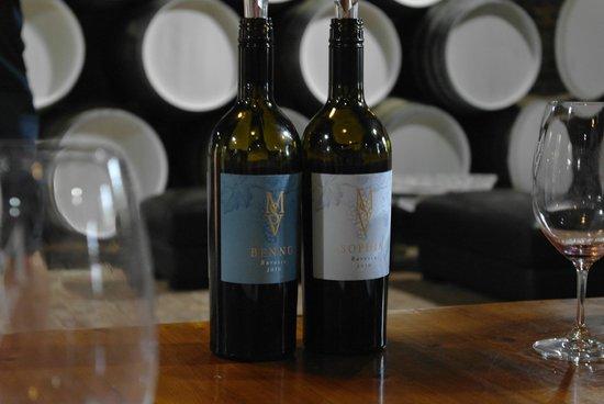Taste the Barossa: Benno and Sophia