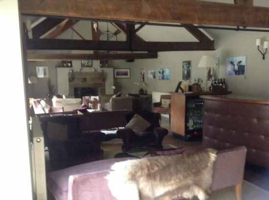 The White Swan Inn : The Bothy