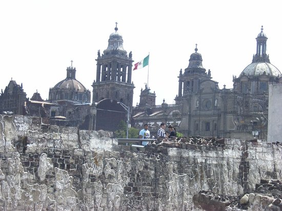 Historic Center (Centro Historico): Templo Mayor