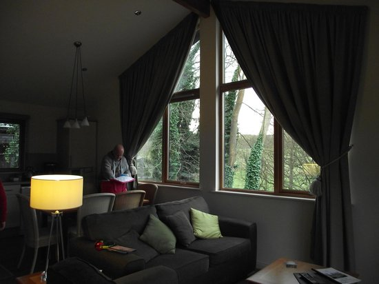 Broome Park Golf and Country Club: Living area