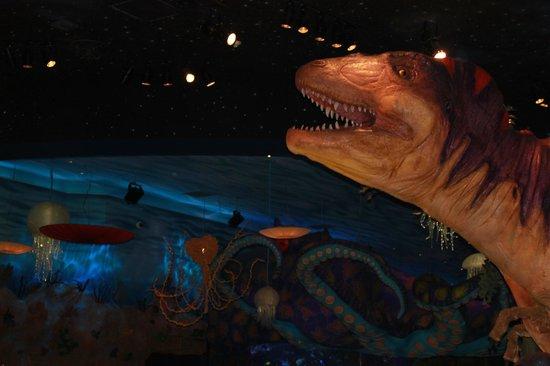 T-Rex: Inside Restaurant