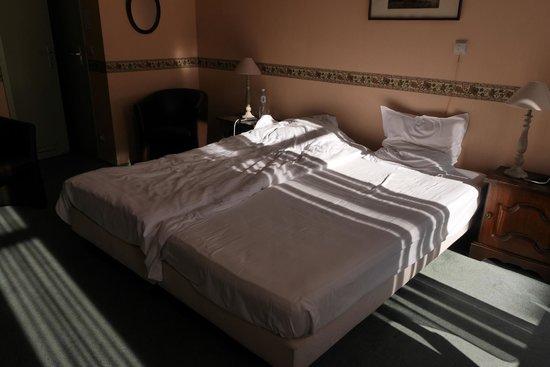 Hotel 't Voermanshuys: Les Lits