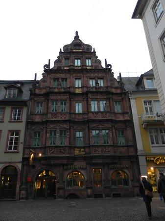 Marktplatz: Отель Ritter