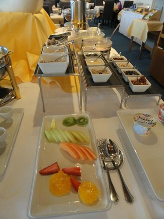 Park-Hotel Bad Zurzach: Buffet
