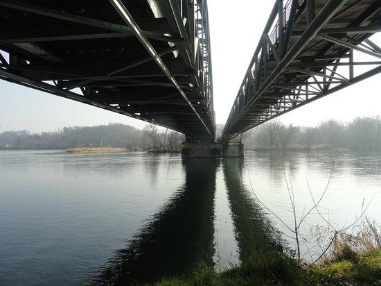 Park-Hotel Bad Zurzach: Wandern am Rhein und Aare