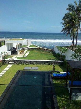 Bali Diamond Villas: Private pool of Villa 9.