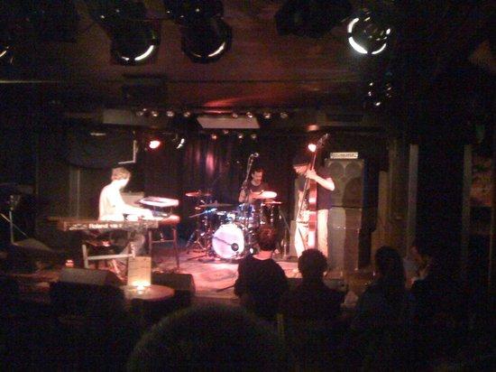 Quasimodo Jazz Club: A jam session @ Quasimodo