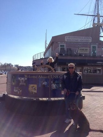 Historic Ships in Baltimore: Great Price for all 4 Ships