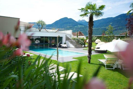 garten mit pool - picture of hotel muchele, postal - tripadvisor, Best garten ideen