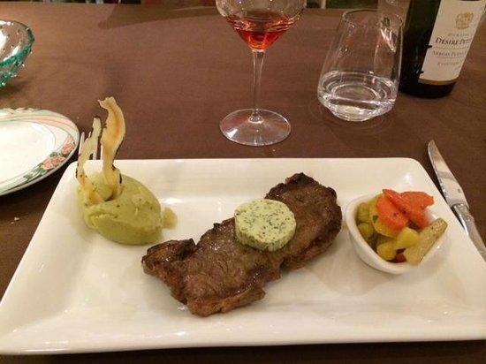Domaine du Revermont : Diner