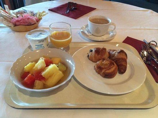 Domaine du Revermont : Excellent petit déjeuner