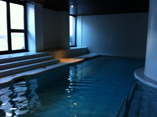 Hotel Brocco e Posta: piscina