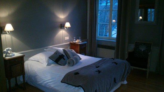 Hotel La Balance: Chambre