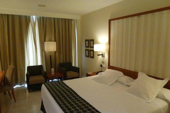 Hotel Eurostars Isla de La Toja: cama