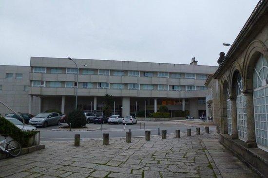 Hotel Eurostars Isla de La Toja: fachada