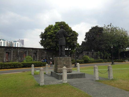 Fort Santiago : На территории форта