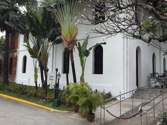 Fort Santiago : Усыпальница Резаля