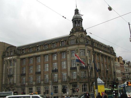 Art'otel Amsterdam : Aussenansicht