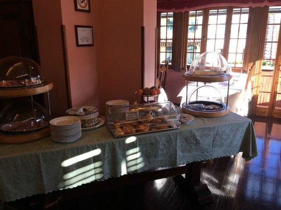 Hotel Hermitage: Breakfast
