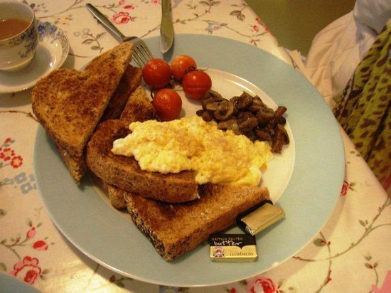 The Hideaway Cafe: Food