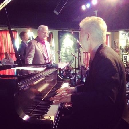 Jim Ryan and Bobby Lewis at the Jazz Showcase