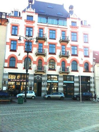 Antique Apartments Plac Szczepanski: Facciata esterna