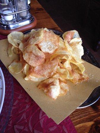 Trattoria del Contadino: Patatine fritte del contadino