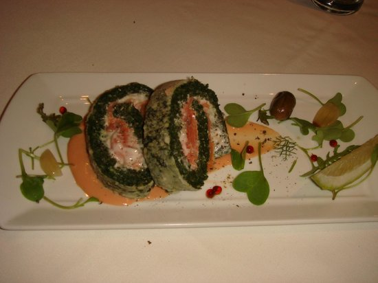 Oliver's Restaurant & Lodge: Vorspeise