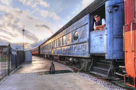Hotels Near Austin Steam Train