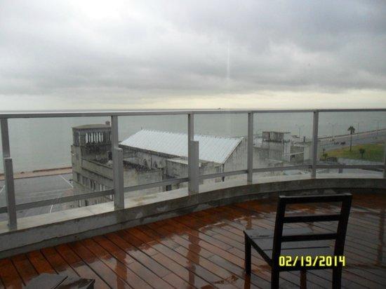 AXSUR Design Hotel : the deck -- part deux