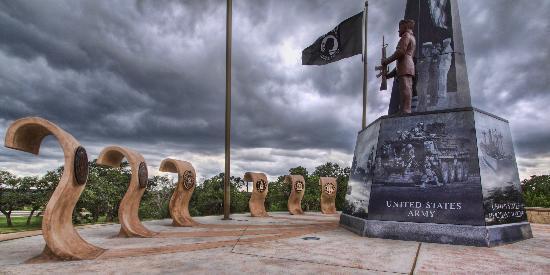 Cedar Park, TX: Veterans Memorial